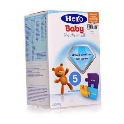 Sữa Friso Hero Baby số 5 - hộp giấy 700g (2 tuổi trở lên)