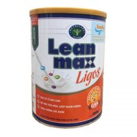 Sữa Lean Max Ligos - 900g, bảo vệ tế bào gan