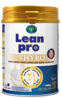 Sữa Lean Pro Thyro - 900g, cho người trong chế độ ăn kiêng i-ốt