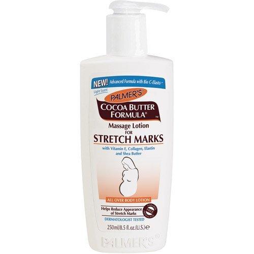 Sữa mát xa ngăn ngừa và giảm vết rạn da PALMER'S Massage Lotion For Stretch Marks 250ml