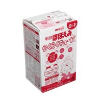 Sữa Meiji 0 Nhật Bản - hộp 24 thanh