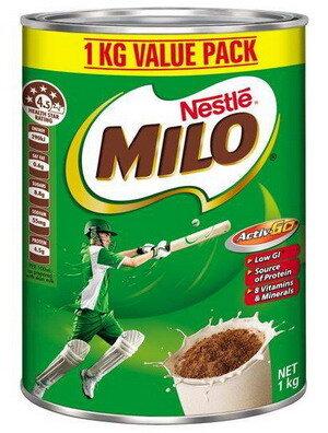 Sữa Milo hộp 01 Kg – Úc