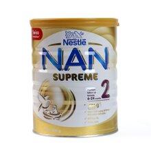 Sữa Nan Supreme số 2 - 800g (dành cho trẻ 6-24 tháng tuổi)