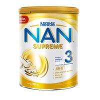 Sữa NAN Supreme số 3 - 900g (dành cho bé từ 2 - 6 tuổi)