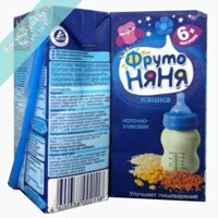 Sữa ngũ cốc Fruto Niania - 200 ml ,  ban đêm