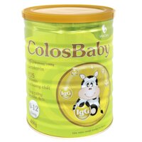 Sữa non Colosbaby Gold 0+ - 400g (dành cho bé 0-12 tháng)