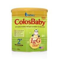Sữa non Colosbaby Gold 2+ - 400g (dành cho bé trên 2 tuổi)