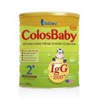Sữa non Colosbaby Gold 2+ - 800g (dành cho bé trên 2 tuổi)
