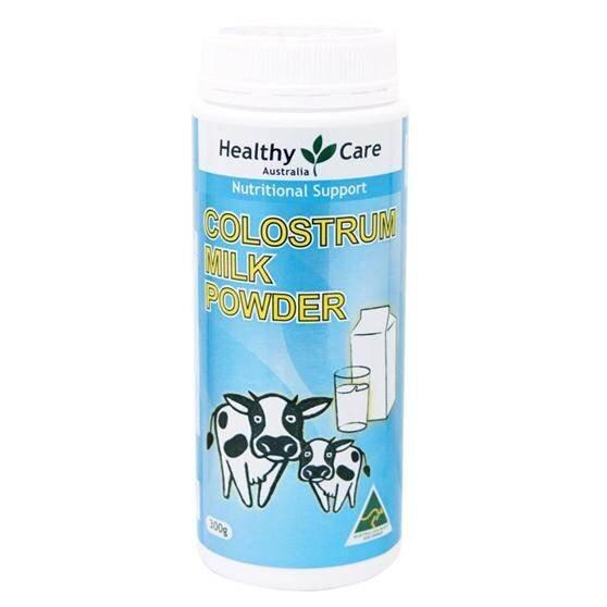 Sữa Non Úc Colostrum Healthy Care