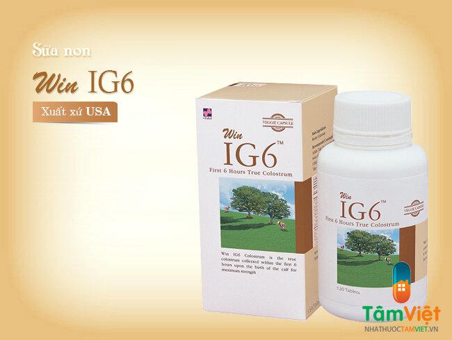 Sữa non Win IG6