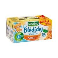Sữa nước bledina 6m+