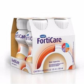 Sữa nước FortiCare hương Chanh Cam, Capuchino (Cho người bệnh ung thư)