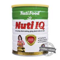 Sữa NutiFood Nuti IQ Step 5 - 900g (dành cho trẻ trên 4 tuổi)