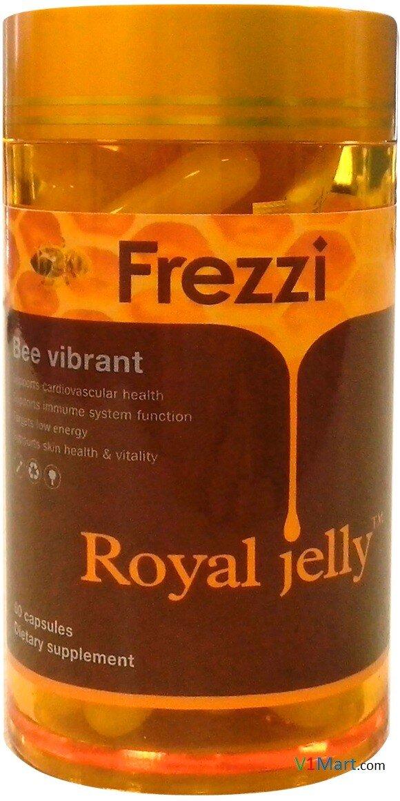 Sữa ong chúa Frezzi Royal Jelly 60 viên