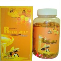 Sữa ong chúa Natural Royal Jelly 18000mg