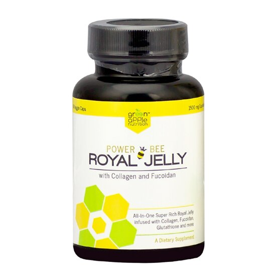 Sữa ong chúa Power Bee Royal Jelly 60 viên
