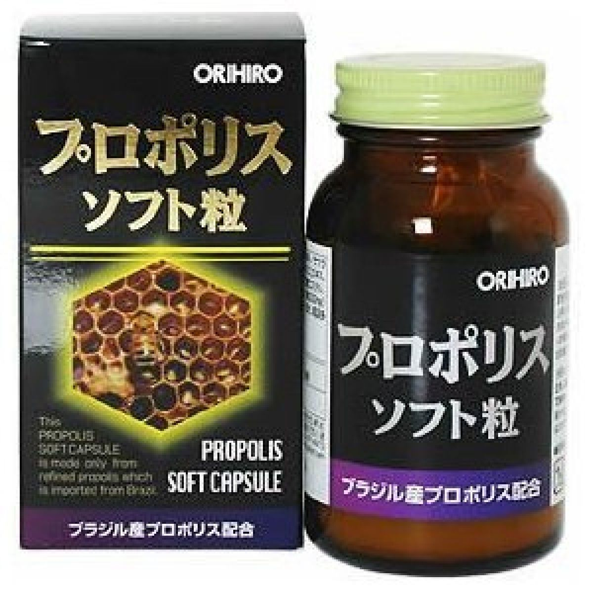 Sữa ong chúa Propolis Orihiro Nhật Bản 120 viên