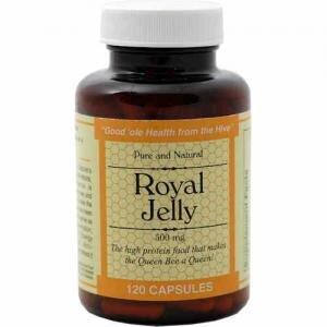 Sữa ong chúa Royal Jelly 500mg