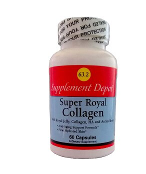 Sữa ong chúa Super Royal Collagen 63.2