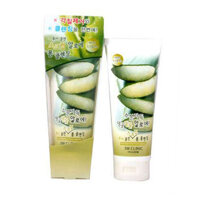 Sữa rửa mặt 3W Clinic Pure Clean Scrub Foam Cleansing Aloe 180ml