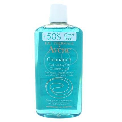 Sữa rửa mặt Avène Cleanance Gel Nettoyant Cleansing Gel 300ml