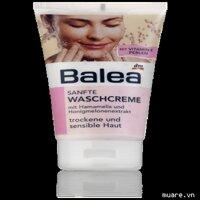 Sữa rửa mặt Balea Sanfte Waschcreme 150ml