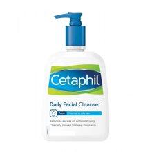 Sữa rửa mặt Cetaphil Daily Facial Cleanser - 237ml