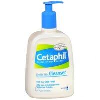 Sữa rửa mặt Cetaphil Gentle Skin Cleanser 473 ml