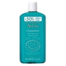 Sữa rửa mặt cho da dầu Avene Cleanance Gel Nettoyant - 300 ml