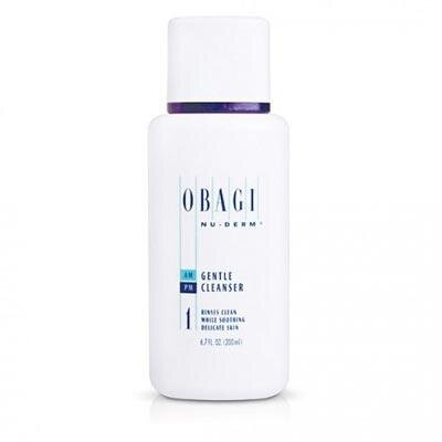Sữa rửa mặt cho da khô Nuderm Gentle Cleanser Obagi