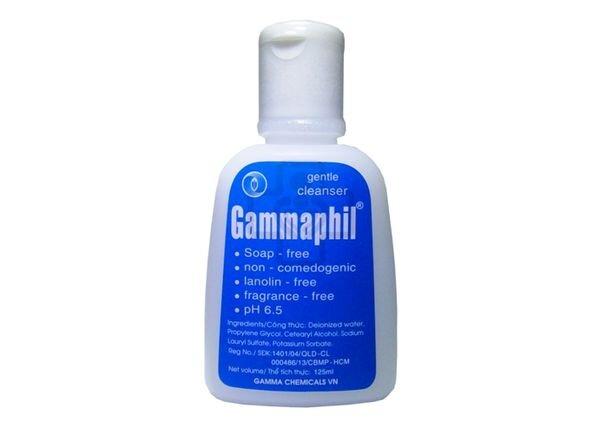 Sữa rửa mặt cho da nhạy cảm Gammaphil 125ml