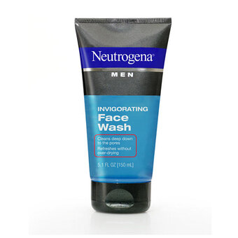 Sữa rửa mặt cho nam Neutrogena Men invigorating Face Wash - 150ml