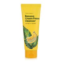 Sữa rửa mặt chuối Tonymoly Magic Food Banana Cream Foam Cleanser 150ml