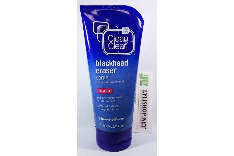 Sữa rửa mặt Clean & Clear Blackhead Eraser