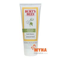 Sữa Rửa Mặt Dành Cho Da Nhạy Cảm Burt's Bees Sensitive Facial Cleanser With Cotton Extract