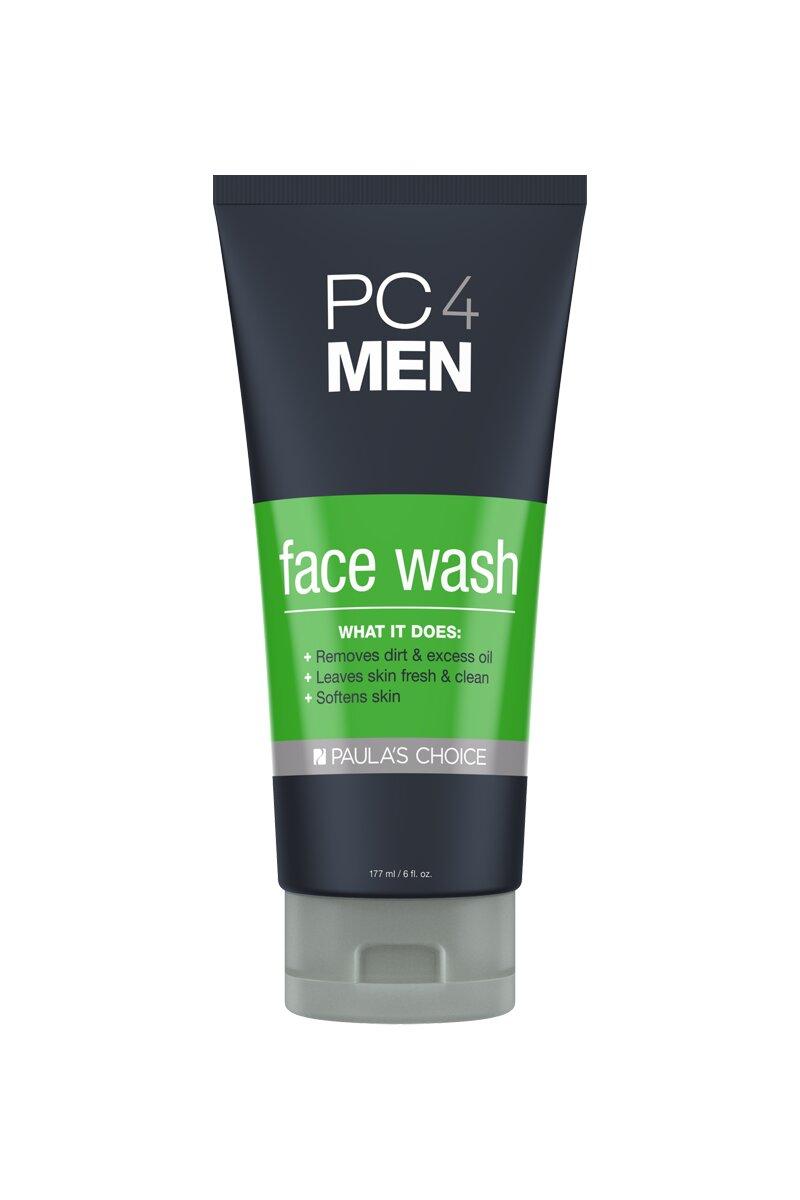 Sữa rửa mặt dành cho nam PC4Men Face Wash 177ml