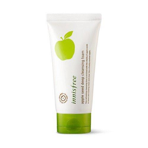 Sữa rửa mặt Innisfree apple seed dee cleansing foam