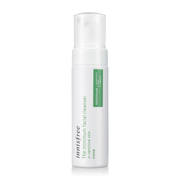 Sữa rửa mặt Innisfree Minimum Facial Cleanser For Sensitive Skin