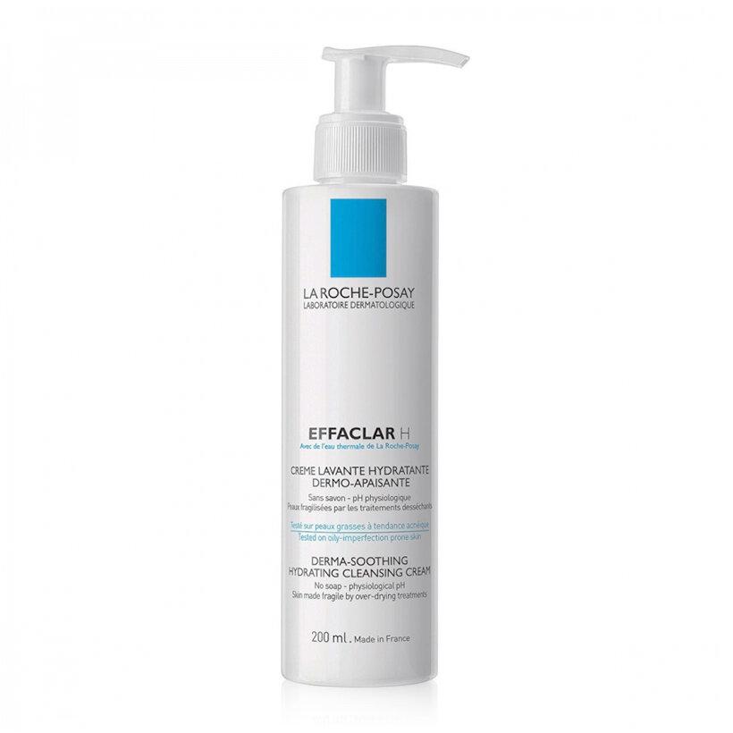 Sữa rửa mặt La Roche-Posay Effaclar H Cleansing Cream 200ml