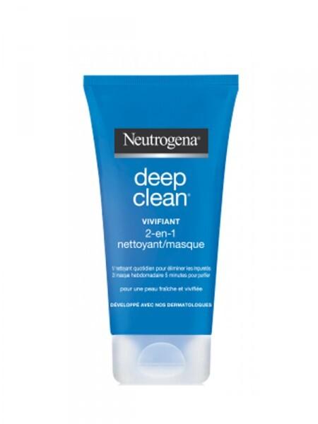 Sữa rửa mặt Neutrogena Deep Clean 2 En 1 Vivifiant