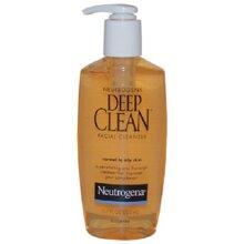 Sữa rửa mặt Neutrogena Deep Clean Facial Cleanser dạng vòi 200ml