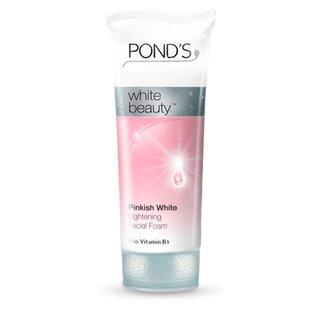 Sữa rửa mặt Pond White Beauty 100g