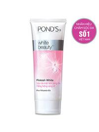 Sữa rửa mặt Pond's trắng hồng rạng rỡ 50g