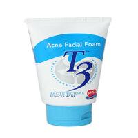 Sữa rửa mặt T3 Acne facial foam