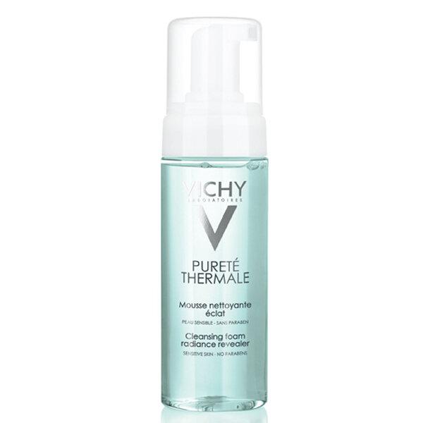 Sữa rửa mặt tạo bọt dạng mút Vichy Purete Thermale Cleansing Foam Radiance Revealer 150ml