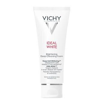 Sữa rửa mặt tạo bọt dưỡng trắng da Ideal white brightening deep cleansing foam 100ml