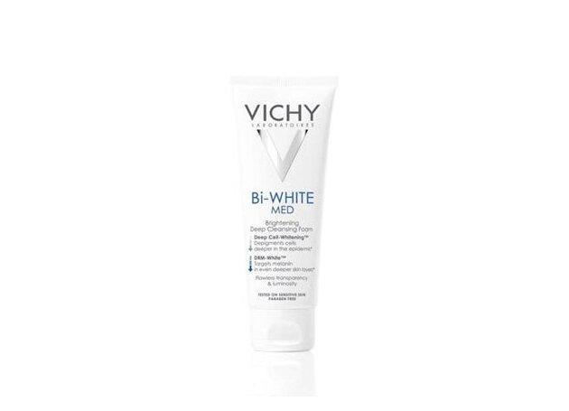 Sữa rửa mặt tạo bọt làm sáng da Bi White Med brightening deep cleansing foam