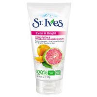 Sữa rửa mặt tẩy tế bào chết St.Ives Even & Bright