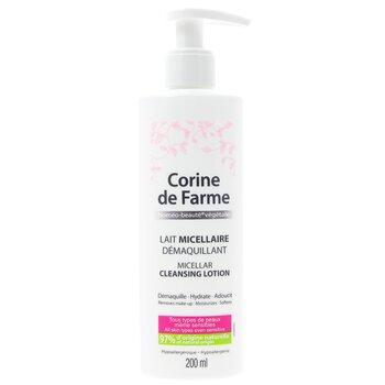 Sữa rửa mặt tẩy trang Corine de Farme Micellar Cleansing Lotion 200ml