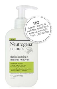 Sữa rửa mặt tẩy trang Neutrogena Naturals Fresh Cleansing
